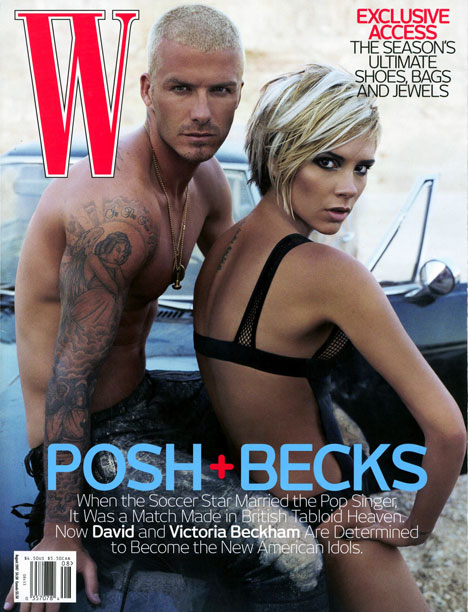 David Beckham no show, no blow for England