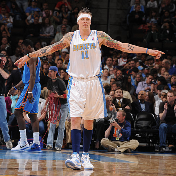 Nuggets and Birdman Hurting Without Skipper