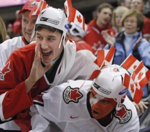 Canada clinches ice hockey gold at Winter Olympics