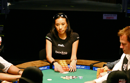 Bodog Poker pro Evelyn Ng interview