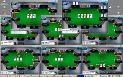 Multi-table your way to poker success
