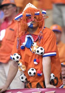 Netherlands World Cup Soccer