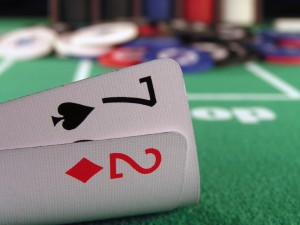 What is the worst hand in poker?