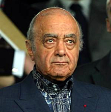 Fulham's Mohammad Al Fayed sells Harrods for £1.5B