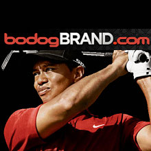 An open message from Bodog Brand to Tiger Woods