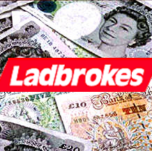 Ladbrokes: revenues fall, but online profits rise 41%