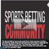 Sports Betting Community Party