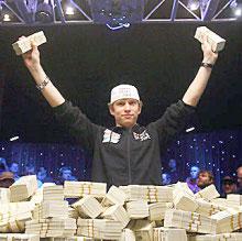 Poker player to donate WSOP winnings to charity, but…