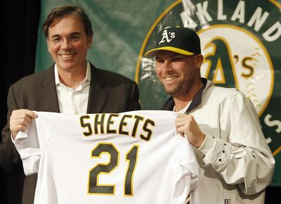 Ben Clean Sheets For A's