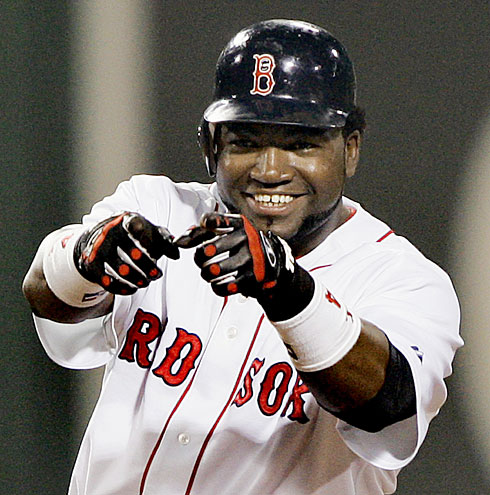 May Flowers Brings Big Papi's Power