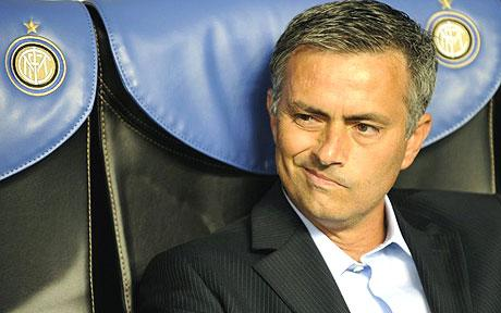 Jose Mourinho to go to Real Madrid