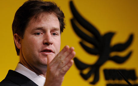 Nick Clegg's UK law shake-up should be followed by all