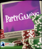 Business booming for PartyGaming after strong Q1