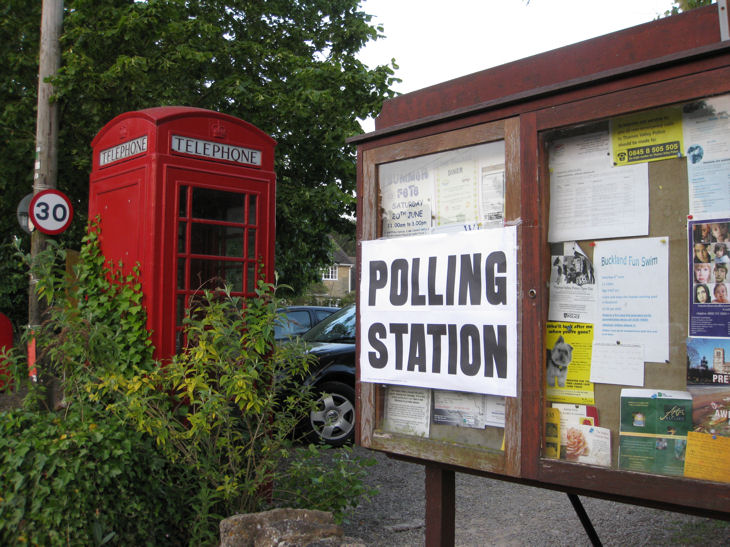 Place your bets, UK punters goes to the polls