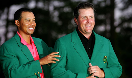 Tiger Woods on drift as Lefty eyes No1 prize