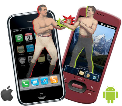 Steve Jobs launches an attack on Android