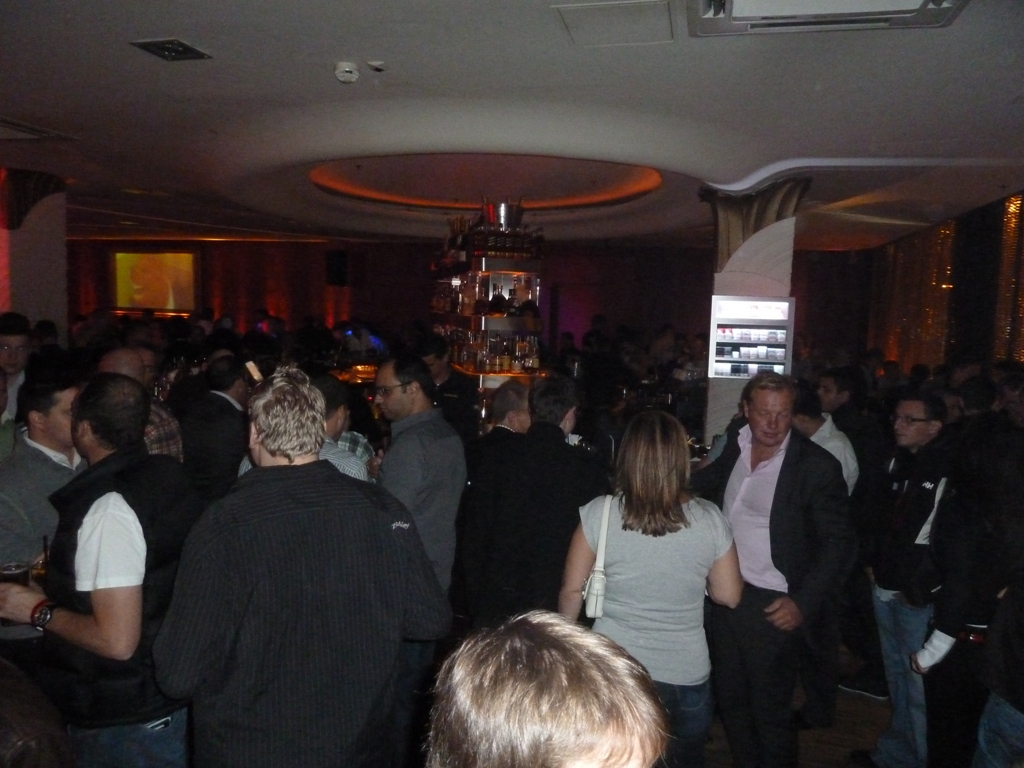 Budapest Affiliate Conference Opening Night Party