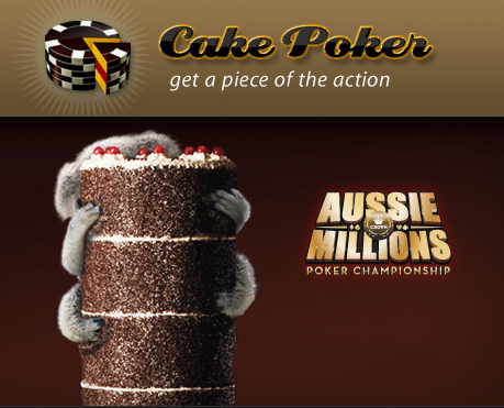 Cake Poker October Promotions