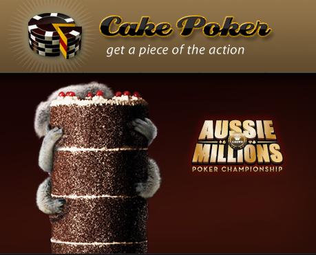 Cake Poker October Promotions