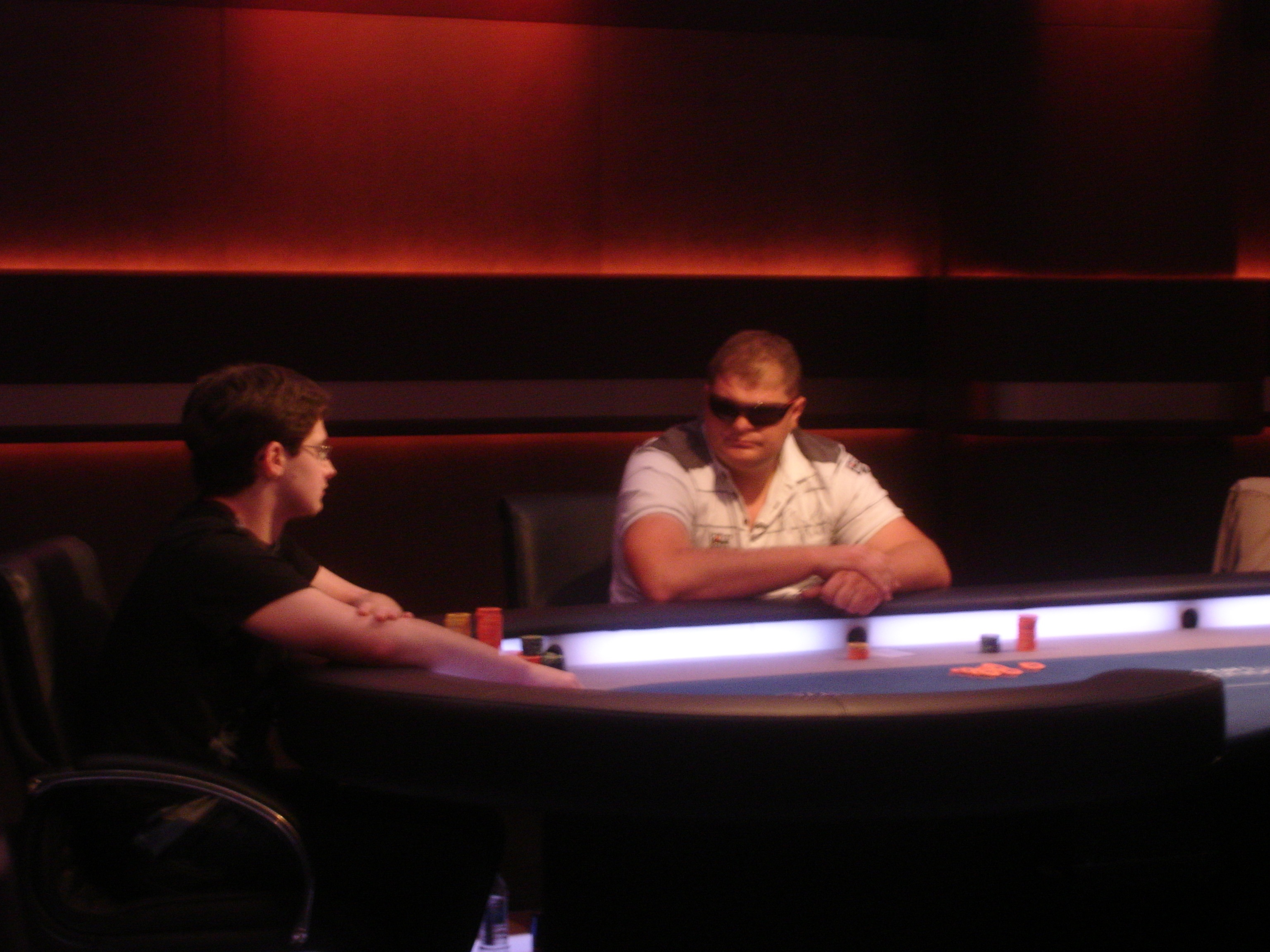 David slays Goliath in mammoth heads-up at EPT London main event