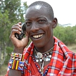Kenyan commerce shows potential of mobile money transfer services