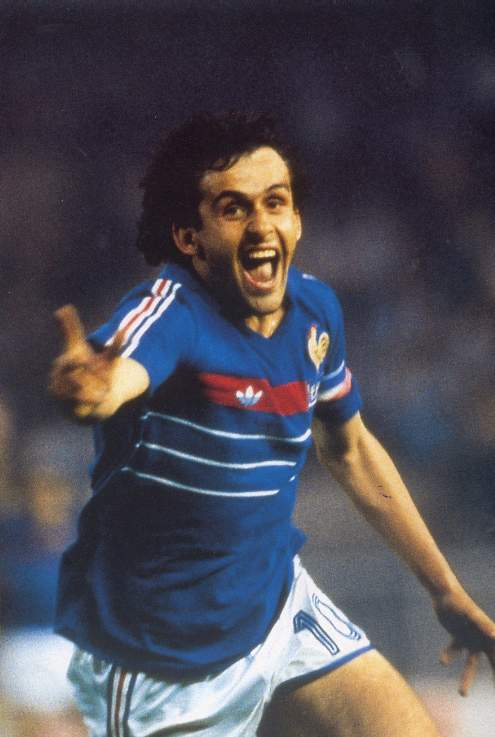 Platini doesn't like Playstations