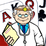 Playing poker could help stave off the effects of Alzheimer's