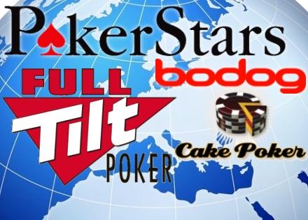 Private companies like PokerStars, Full Tilt and Bodog to rule global poker: report