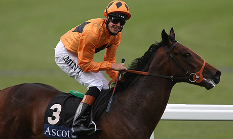 Jockey's title going down to the wire