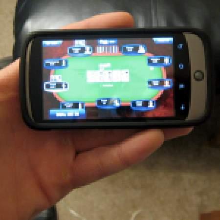 Full Tilt beta testing Rush Poker Mobile for Android-based phones