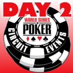 Only 162 survivors take field at WSOP-C Hammond main event Day 2