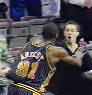Defending the indefensible actions of Ron Artest