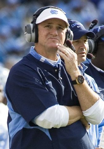 UNC football mired in scandal