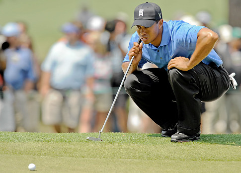 Sportsbooks continue to have faith in Tiger Woods