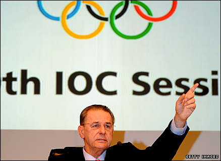 Investigating betting patterns top of IOC list