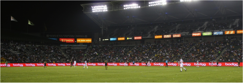 Bodog.net signs advertising deal with LA Galaxy