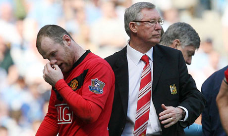 Fergie crying and Rooney win(n)ing