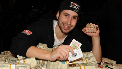 Duhamel first Canadian to win WSOP