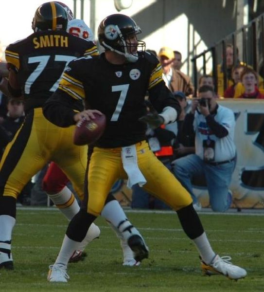 Roethlisberger and Rodgers Redemption