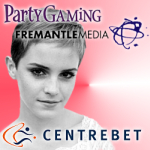 FremantleMedia's slots factor; Centrebet's turf tiff; PartyGaming's a little short