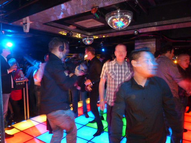 LAC's 5th Birthday Party at Tiger Tiger