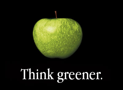 Apple degrading the environment according to report