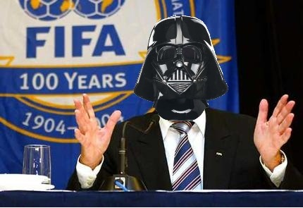 Blatter presents his latest ideas for the good of soccer