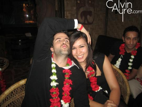 Bodog Affiliate Tiki Social Party Pictures