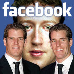Winklevoss 'Facebook twins' bet $140m on one roll of the dice