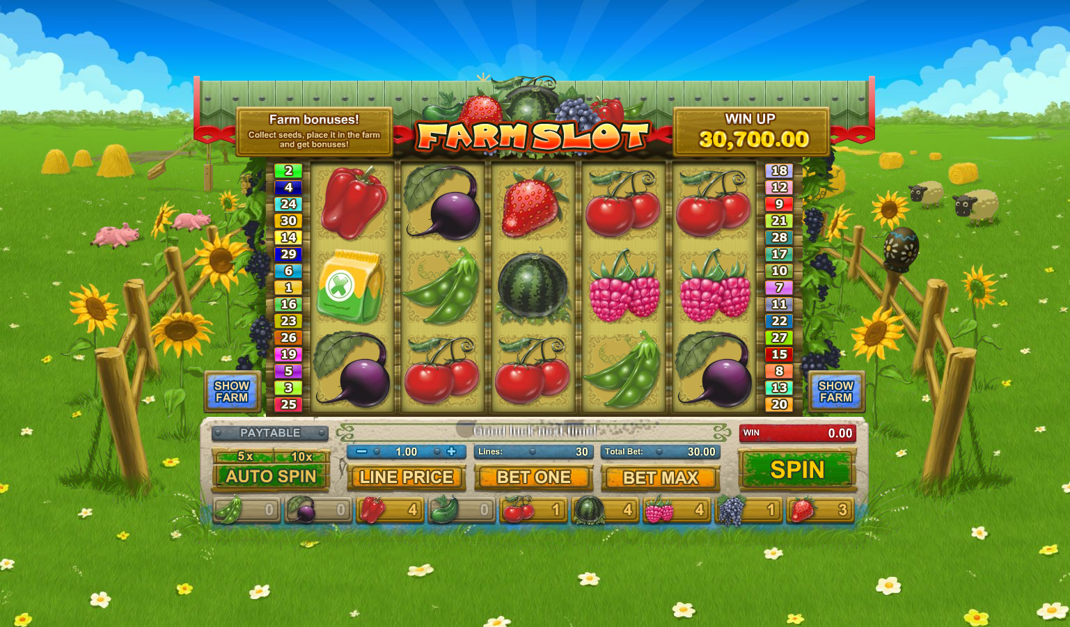 CTXM to launch Farm Slots at ICE Totally Gaming