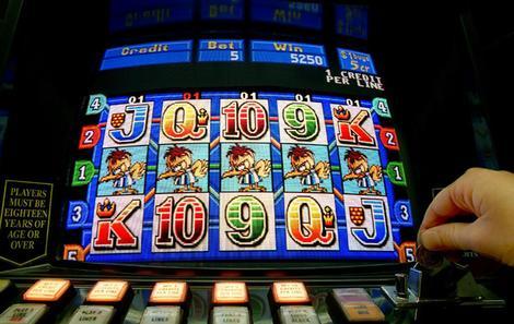 Pokies juggernaut attacks guv's betting limit
