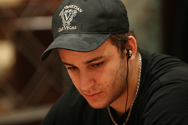Sorel Mizzi winds up as Bluff Magazine Player of the Year