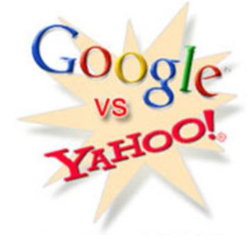 Google hiring, Yahoo firing