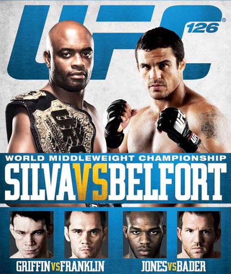 Online gambling industry backs Anderson Silva at UFC 126